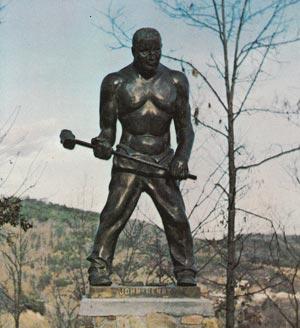 hero in american folklore